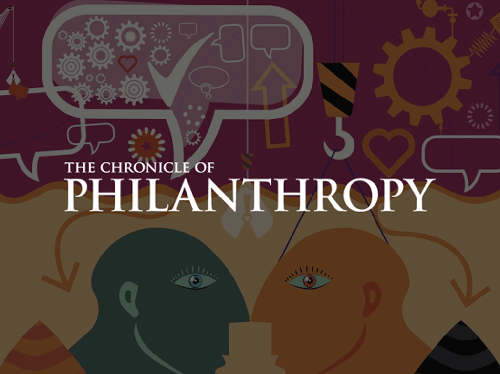 The Chronicle of Philanthropy Article Featured Image